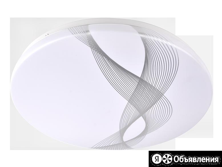 Светильник светодиод 32Вт 4000К 2450Лм IP20 WAVE 320*60 бел Jazzway (1/20) по цене 698₽ - Настенно-потолочные светильники, фото 0