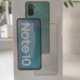 Мобильные телефоны - Xiaomi Redmi Note 10 4/64 Новый, 0