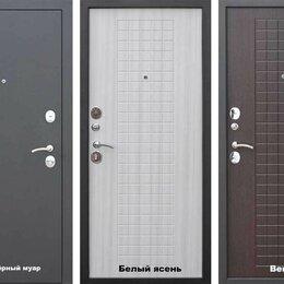 Входные двери - Входные стальные двери Гарда Муар 8 мм Белый ясень, 0