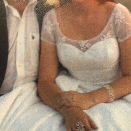 Платья - Платье свадебное размер 44-46, 0