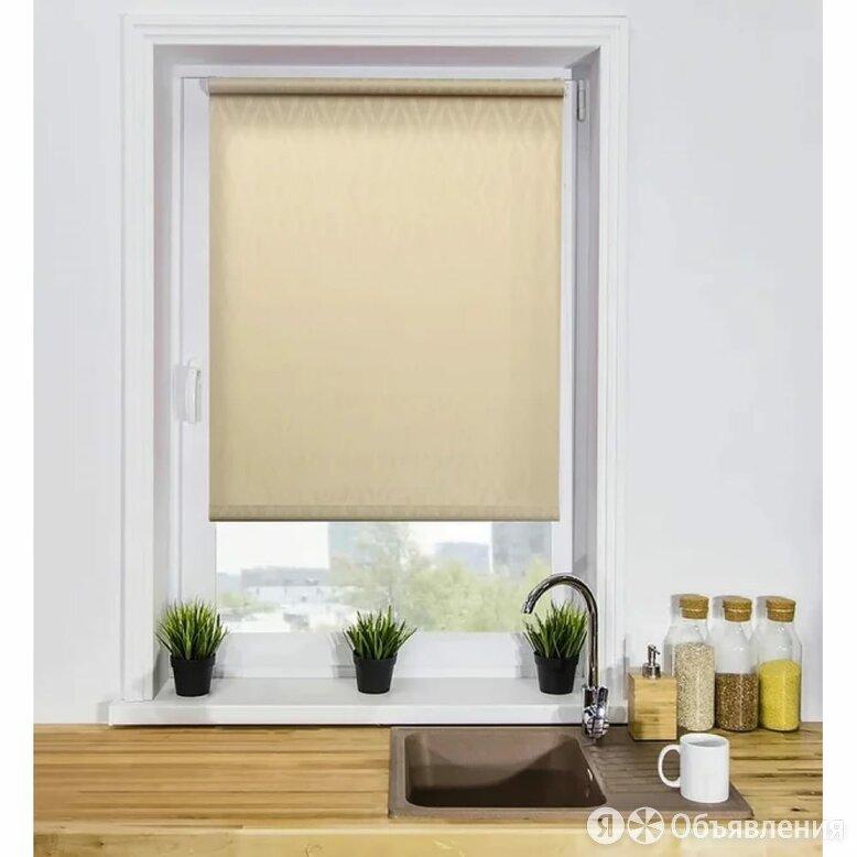 Рулонная штора LM DECOR LM 41-03 по цене 899₽ - Римские и рулонные шторы, фото 0
