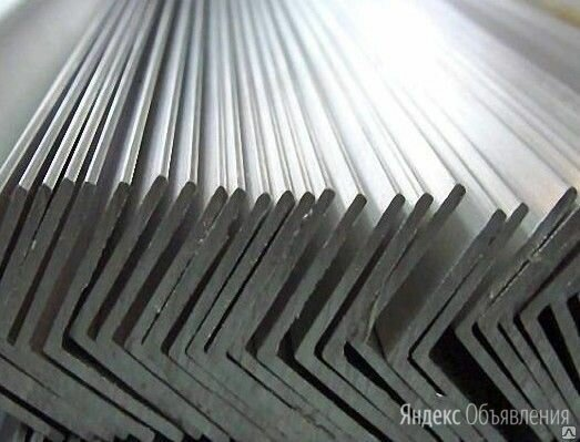 Уголок алюминиевый 40х40х1,8, АД31Т1 по цене 272₽ - Отделочный профиль, уголки, фото 0