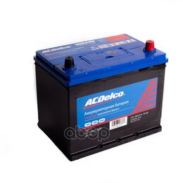 Батарейки - Акб Gm Advantage 70ah 630a 260x175x225 (-+) ACDelco арт. 19375463, 0