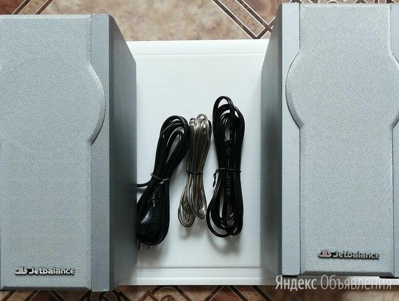 Колонки Jetbalance 2.0 JB-261 по цене 1150₽ - Компьютерная акустика, фото 0