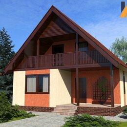 Входные двери - Энергоэффективный каркасный дом кд-522 12х6 м, 0