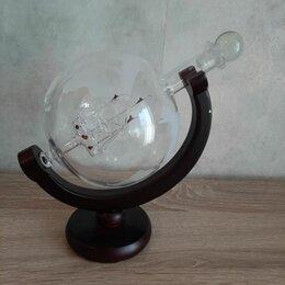 Кувшины и графины - Штоф для крепких напитков globe, 0