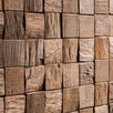 Мозаика L241713771 Mosaics Collection Metal Bronz 3d Cubes 30x30 L'Antic... по цене 4730₽ - Керамическая плитка, фото 3