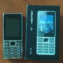 Мобильные телефоны - Мобильный телефон vertex d514, 0