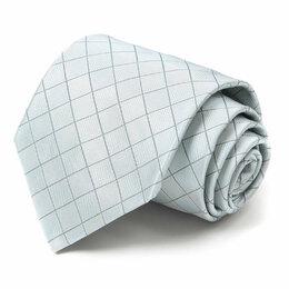 Галстуки и бабочки - Светлый галстук в клетку Celine 63554, 0