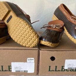 Мокасины - Лягушки L.L. Bean boots size 10, 0