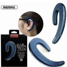 Наушники и Bluetooth-гарнитуры - Гарнитура bluetooth Remax, RB-T20, цвет: синий, 0