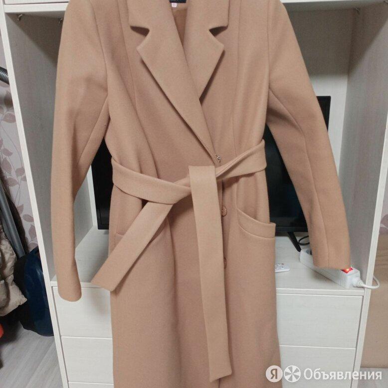 Шерстяное пальто по цене 5000₽ - Пальто, фото 0