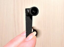 Видеокамеры - Wi-Fi микрокамера с удаленным наблюдением, 0