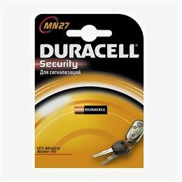 Зарядные устройства и адаптеры питания - DURACELL Элемент питания MN27/1BL (10), 0