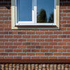 Фасадная плитка Hauberk Красный Кирпич 1000х250х3,3мм 2м2/уп по цене 1180₽ - Фасадные панели, фото 7