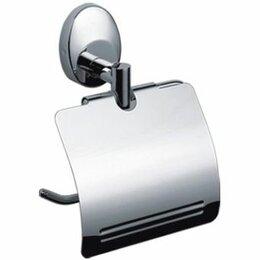 Полки, стойки, этажерки - Аксессуары для ванных комнат Ledeme Держатель LEDEME д/туалетной бумаги L3303, 0