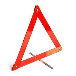 Предупредительные наклейки и таблички - Знак аварийной остановки, ZA-01, 0