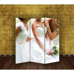 """Ширмы - Ширма """"Свадьба. Подружки"""" 150 × 160см, 0"""