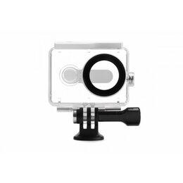 Аксессуары для экшн-камер - Аквабокс для Xiaomi Yi Action Camera Basic (не оригинал), 0