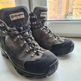 Обувь для спорта - Треккинговые ботинки Scarpa Zg Trek (Италия), 0