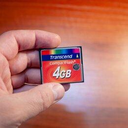 Карты памяти - Карта памяти compact flash 4gb, 0