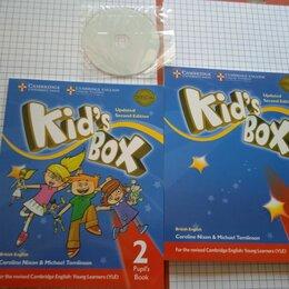 Учебные пособия - Учебник по английскому языку kids box 2, 0
