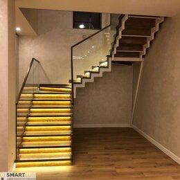 Интерьерная подсветка - Умная подсветка лестниц, Бегущий свет, 0
