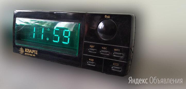 Часы настольные светодиодные по цене 450₽ - Часы настольные и каминные, фото 0