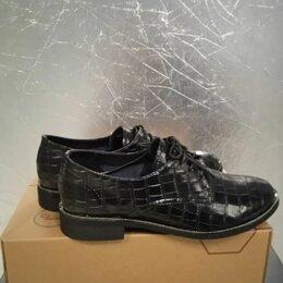 Ботинки - Полуботинки натуральная кожа 36,37,38,39,40 , 0
