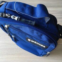 Дорожные и спортивные сумки - Сумка-планшет Wenger (Новая), 0