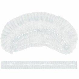 Головные уборы - Защитная шапочка «Шарлотта» 100шт, 0