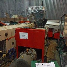 Производственно-техническое оборудование - Экструдер двухкаскадный для грануляции пластика, 0