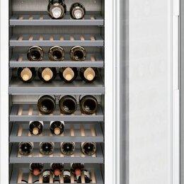 Винные шкафы - Встраиваемый винный шкаф GAGGENAU RW 466364, 0
