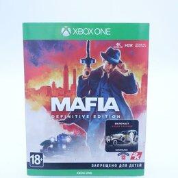 Игры для приставок и ПК - Игра для Xbox ONE Mafia Definitive Edition, 0