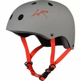 Спортивная защита - Шлем LOS RAKETOS Ataka13 L, матовый серый, 0