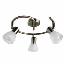 Споты и трек-системы - Спот ARTE LAMP PARRY, 0