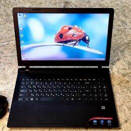 Ноутбуки - Ноутбук lenovo ideapad 100 (80MJ), 0