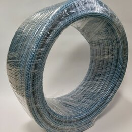 """Шланги и комплекты для полива - Шланг ПВХ 1/2""""(12,5 мм), 5-слойн текстильно армир толщ. 2,5мм,напорн..., 0"""