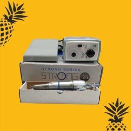 Аппараты для маникюра и педикюра - Аппарат Strong Aurora S 102 с педалью 35000 об/мин, 0