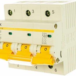 Поплавковые выключатели - ВА47-100 3Р  80А 10кА х-ка С ИЭК, 0