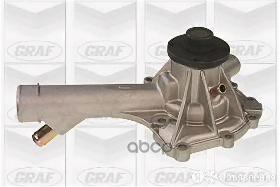 Насос Водяной Mb W124/W210/W202/W163 2.0/2.2/2.3 >05 Graf арт. PA582 по цене 3285₽ - Отопление и кондиционирование , фото 0