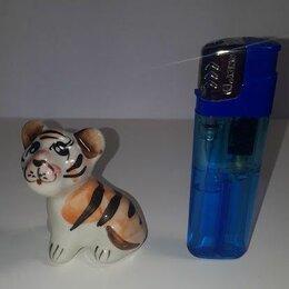 Фигурки и наборы - Тигр фарфоровый, 0