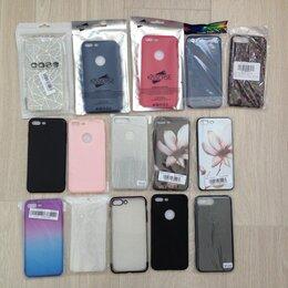 Чехлы - Чехлы на айфон в упаковке на 7 Plus, 8 Plus, 0