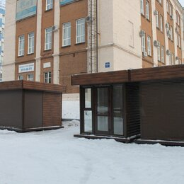 Готовые строения - Торговый киоск 2.5х3.5м в быстрые сроки, 0