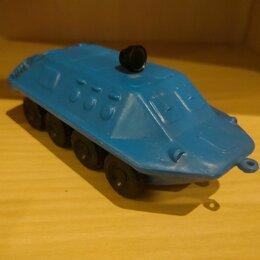 Фигурки и наборы - Игрушка бронетранспортер пластмасса ссср, 0