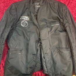 Куртки - Куртка демисезонная мпа-34 (пилот), 0