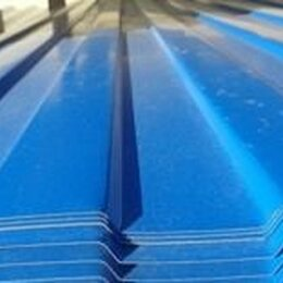 Металлопрокат - Профнастил С-20 1,15х2,5 синий, 0