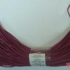 Веревки и шнуры - Веревка хоз. 005 d=5мм 20м ПП 6-прядн. с сердечн., цветная, 0