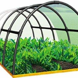 Парники и дуги - Сборный арочный мини-парник ПА 7 секций переносной для дачи и огорода, 0