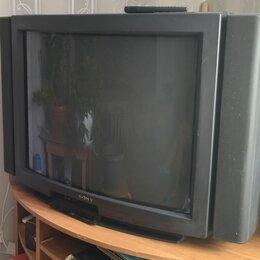 Телевизоры - Sony trinitron kv-l34mf1, 0